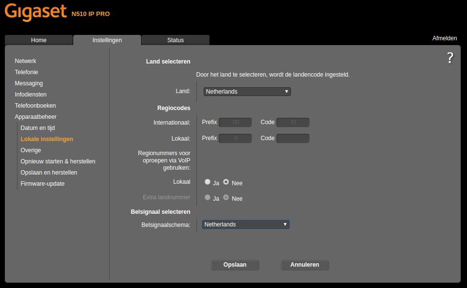 Firmware N510 IP PRO - Gigaset PRO - Public Wiki …